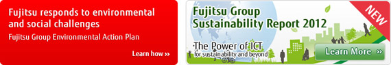Fujitsu Environmental and Sustainability Reports