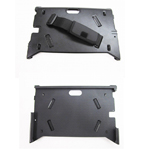 Protective TPU Cover with Handstrap and Shoulder strap