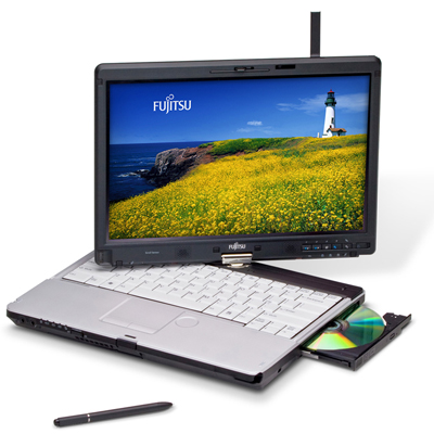 Notebook Laptop Refurbished on Lifebook T901 Notebook Laptop Refurbished Unit In Factory Sealed Box