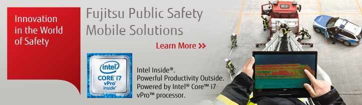 Fujtisu Public Safety Solutions