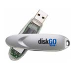 8 GB DiskGO USB 2.0 Flash Drive(1819657)