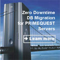 Zero Downtime DB Requests for PRIMEQUEST Servers
